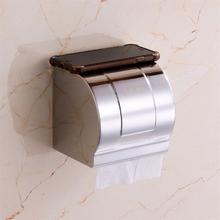 wc-paperiteline ruostumatonta terästä