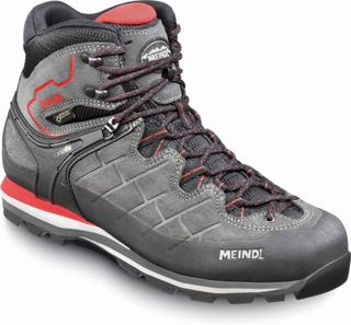 Meindl M's Litepeak GTX Shoes Graphite/Dark Red UK 11,5   EU 46,5 2018 Fjellstøvler