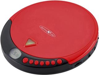 Reflexion PCD510MF Bærbar CD-afspiller CD, CD-R, CD-RW, MP3 Rd