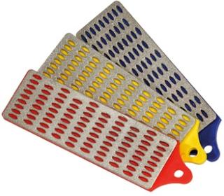Zandstra Slipsten Foss Diamond Pocketstone - 3-pack