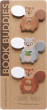 Girl of All Work Book Buddies Squirrel World