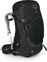 Osprey Sirrus 50 Backpack Dam black 2021 Vandringsryggsäckar