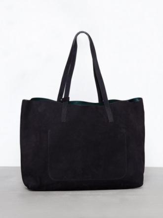 Håndvesker - Svart Filippa K Faye Tote Leather Bag