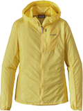Patagonia W's Houdini Jacket Yoke Yellow 2017 Vind