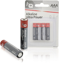 AAA Batteri 4-pack - Nedis