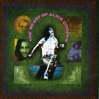 Alice Cooper - The be(a)st of Alice Cooper -CD - multicolor
