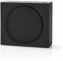 Bluetooth®-Høyttaler | 9 W | Opptil 6-timers spilletid | Sort