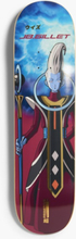 Primitive Skateboards - x Dragon Ball Z JB Gillet Whis 8.38´Deck