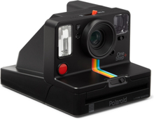 Onestep + I-type Analogue Instant Bluetooth Camera - Black
