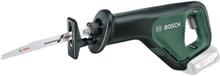 Bosch ADV RECIP 18 V tigersåg, utan batteri