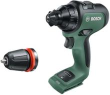 Bosch AdvancedDrill 18 V borr/skruvmaskin, utan batteri