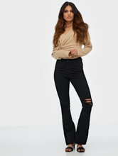 Gina Tricot Natasha Goes Destroy Jeans Bootcut & Flare