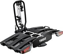 Thule Easy Fold XT Bike Rack för 3 Cyklar black 2019 Cykelhållare Baklucka & Dragkrok