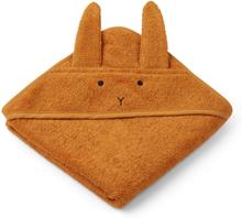 Albert handduk baby Rabbit mustard