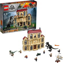LEGO Jurassic World 75930, Indoraptor och attacken mot Lockwood Estate