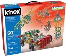 K'Nex, 23012 Power & Play Motorized Buildingset