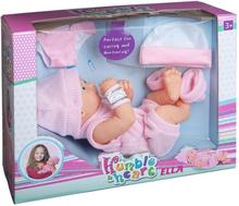 Övrigt lek Nyfödda Ella 36 cm med tillbehör