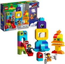 LEGO DUPLO The Movie 10895, Emmet och Lucys besökare från DUPLO planeten