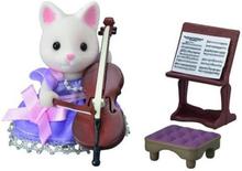 Sylvanian Families, Town - Cello Concert Set