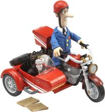 Maki Postis Per, Motorcykel med sidovagn