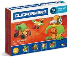 Magformers Clickformers Basic 50 set