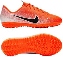 sale retailer 26fbc d03a7 Nike Mercurial Vapor 12 Academy TF Euphoria - Orange Vit Barn