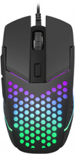 Fury Battler RGB Gaming Mus