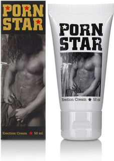 Porn Star Erection Cream
