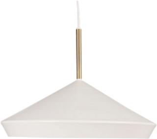 Loftlampe Geometri, 45 cm