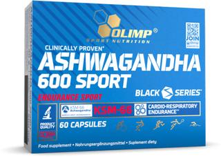 Olimp Ashwagandha 600 Sport - 60 kaps