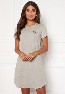 Calvin Klein S/S Nightshirt 020 Grey Heather XS
