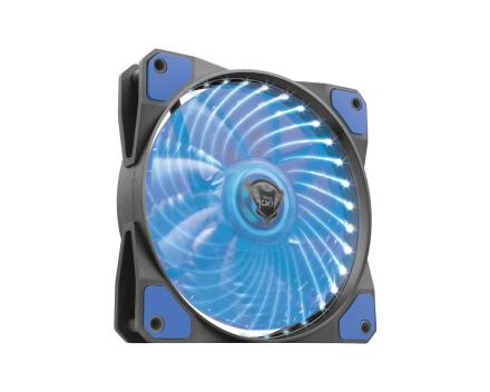 GXT 762B LED PC Tuuletin Hiljainen - sininen