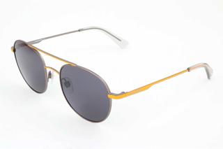 Diesel dl0286 44a dl0286 - Orange - Gunmetall, Optional, Unisex - Diesel solbriller