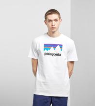 Patagonia Shop Sticker T-skjorta, vit