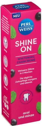 Perlweiss® Shine On Acai und Minze