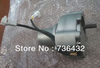 Free shipping!SK200-3/5 Throttle motor, stepping motor assy 2406U197F4 KOBELCO excavator parts,Excavator throttle motor assembly