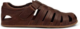 OluKai Mohalu Fisherman Shoes Herre teak/teak US 8 | EU 41 2018 Sandaler