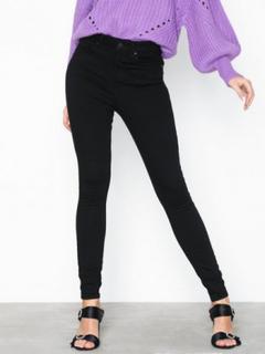 Gina Tricot Gina Curve Jeans Svart