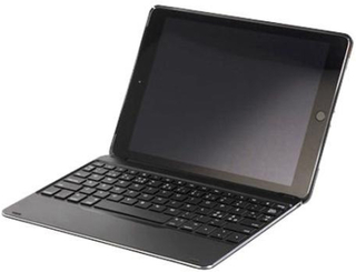 iPad - Deltaco Bluetooth Keyboard (Dansk) m. Aftagelig Case - Sort