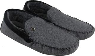 Steve Madden PSpire Mens grå mocka Casual klänning Slip på Loafers ...