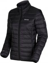 Regatta Whitehill dames jas zwart