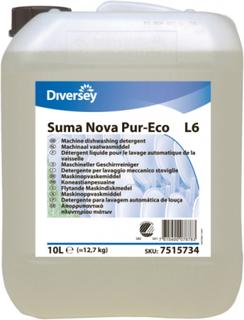Maskinopvask Suma Nova Pur-Eco L6 u/klor 10l