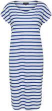 SELECTED Loose Fit - Midi Dress Women Blue