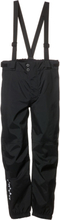 Isbjörn Hurricane Hard Shell Pants Barn black 134-140 2019 Skidbyxor