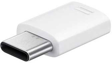 Samsung EE-GN930BW MicroUSB / USB Type-C Adapter - Hvid