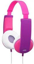 JVC HA-KD 5 P-E Hovedtelefoner - Pink