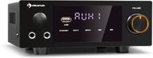 AMP-2 DG stereo-Hifi-förstärkare 2x50W RMS BT/USB optisk & koaxial digital-in