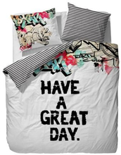 Sengetøj Covers & Co - 150x210 cm - 100% bomulds renforcé - Covers & Co Great day