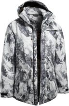 Jacka Chevalier Winter Camo Coat