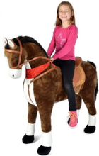 Herkules XXL 125 cm Hest by Pink Papaya